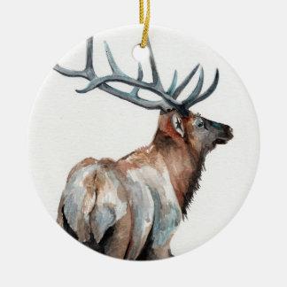 Ornement de Noël de renne