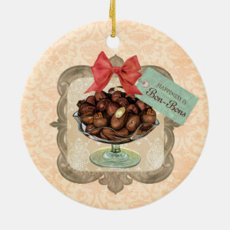Ornement de Noël de sucrerie de bonbons de