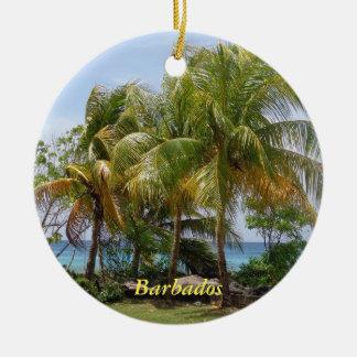 Ornement de palmier