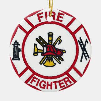 ornement de sapeur-pompier