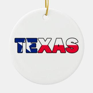 Ornement du Texas