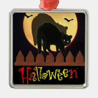 Ornement en métal de Halloween