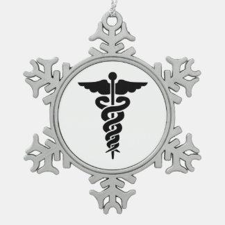 Ornement Flocon De Neige Infirmières RN et LPN