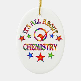 Ornement Ovale En Céramique Tout au sujet de la chimie