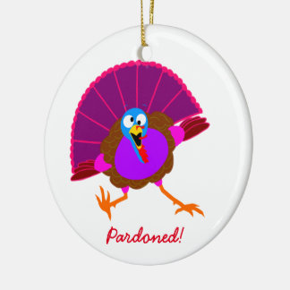 Ornement pardonné de Noël de la Turquie