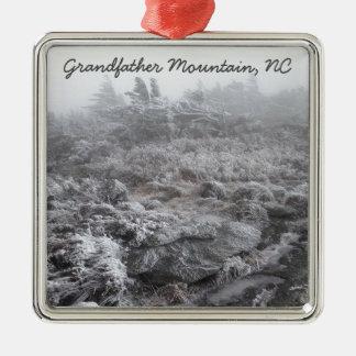 Ornement première génération de montagne