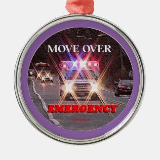 Ornement Rond Argenté Ambulance_Move_Over.gif