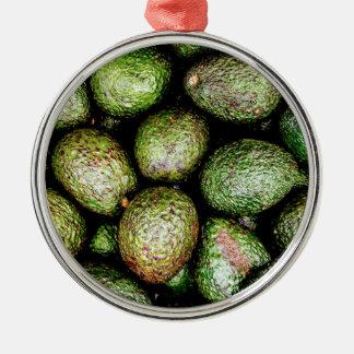 Ornement Rond Argenté Avocats