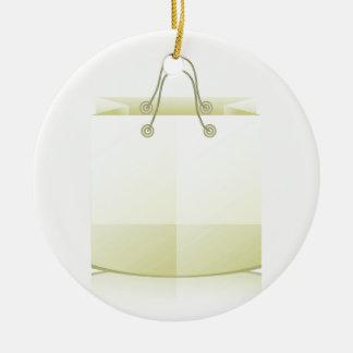 Ornement Rond En Céramique 82Paper Bag_rasterized de achat