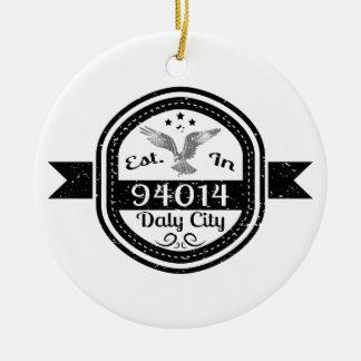 Ornement Rond En Céramique Établi à 94014 Daly City