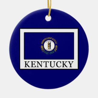 Ornement Rond En Céramique Le Kentucky