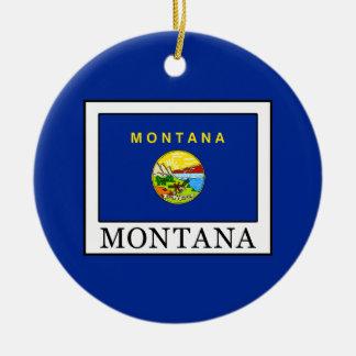 Ornement Rond En Céramique Le Montana