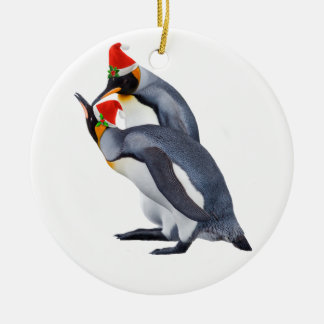 Ornement Rond En Céramique Les Rois Ornament de Noël