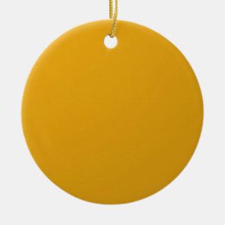 Ornement Rond En Céramique MODÈLE coloré facile D'AJOUTER LE TEXTE et l'IMAGE