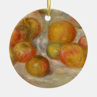 Ornement Rond En Céramique Pierre par vie de Renoir | toujours avec des