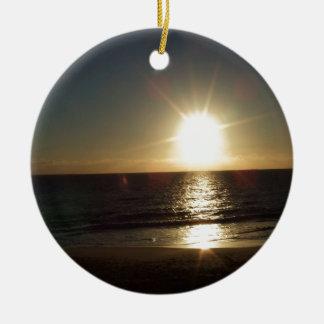 Ornement Rond En Céramique sunset.JPG