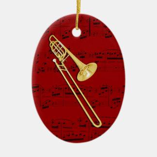 Ornement - trombone (basse) - sélectionnez votre