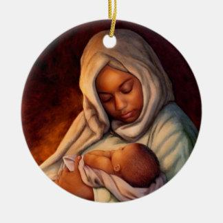 Ornements de Noël d'art de nativité