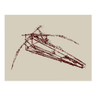ornithopter cartes postales