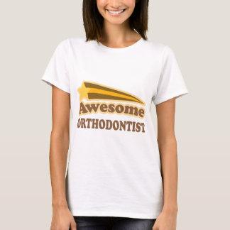 Orthodontiste impressionnant t-shirt