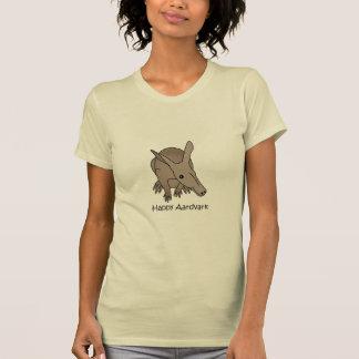 Oryctérope heureux t-shirt