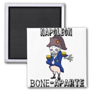 Os-aparte de napoléon magnet carré
