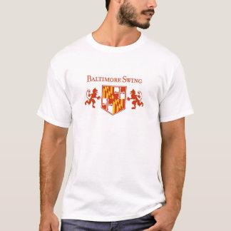 Oscillation de Baltimore T-shirt