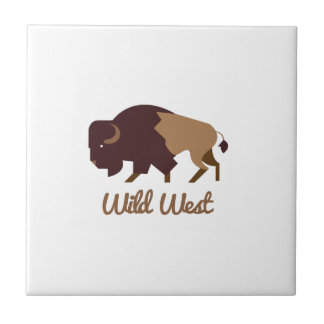 Ouest sauvage carreau