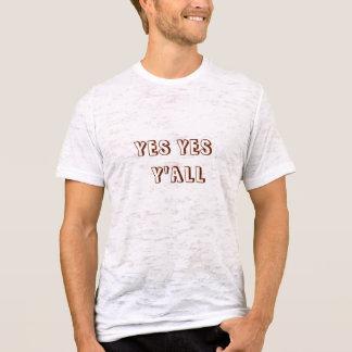 oui oui vous t-shirt