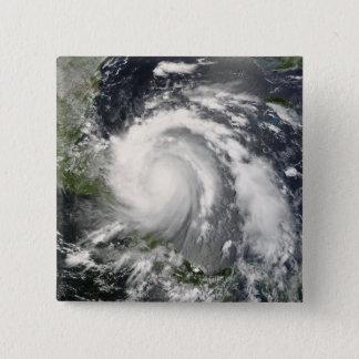Ouragan Felix 3 Badge Carré 5 Cm