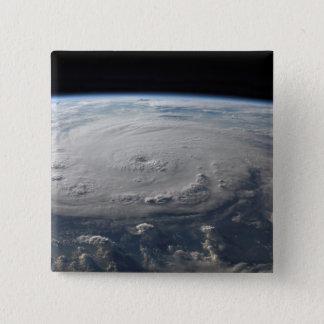 Ouragan Felix 4 Badge Carré 5 Cm