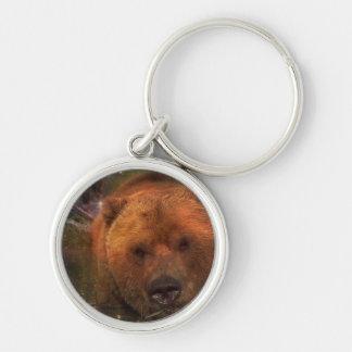 Ours d'Alaska avec CUB Porte-clés