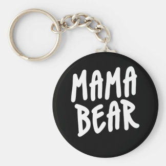 Ours de maman porte-clés