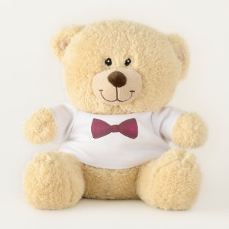 Ours En Peluche Vêtements d'homme formels de bal d'étudiants de