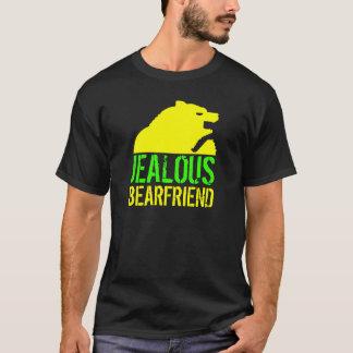 Ours jaloux de jaune de Bearfriend T-shirt