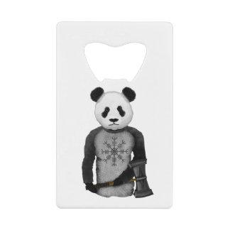 Ours panda avec le marteau du Thor