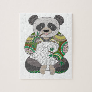 Ours panda puzzle