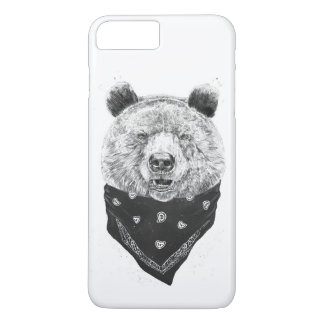 Ours sauvage coque iPhone 7 plus