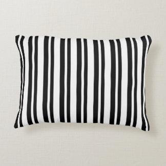 OUTDOOR-INDOOR_Snuggle_Pillows_Stripes_Black_II Accent Kussen
