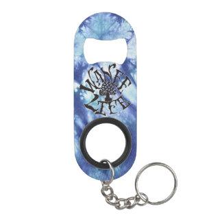 Ouvreur de bouteille de porte - clé de la vie de porte-clé décapsuleur