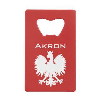 Ouvreur de bouteille polonais d'Akron Eagle