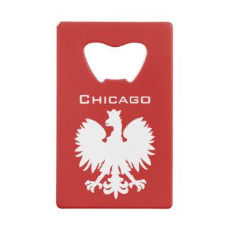 Ouvreur de bouteille polonais de Chicago Eagle