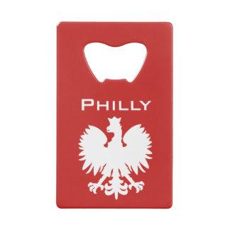 Ouvreur de bouteille polonais de Philadelphie