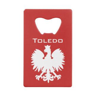 Ouvreur de bouteille polonais de Toledo Eagle