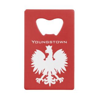Ouvreur de bouteille polonais de Youngstown Eagle