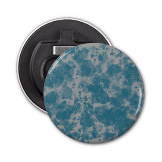 Ouvreur rond d'abrégé sur gris bleu décapsuleur