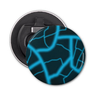 Ouvreur rond d'allégement bleu décapsuleur
