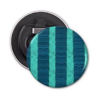Ouvreur rond de rayure bleue de texture décapsuleur