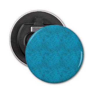 Ouvreur rond de texture bleue lumineuse décapsuleur