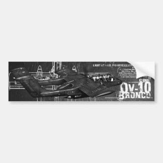 OV-10 Bronco Autocollant De Voiture